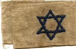 Early Jewish Star of David Armband