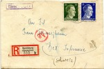 Censored Envelope from Bendsburg, Poland
