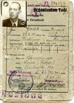 Identification of Laborer in Todt Organisation