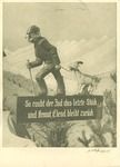 Postcard Celebrating Germany Occupation of Czechoslovakia