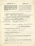 Guernsey Channel Islands German Occupation Property Form