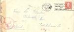Censored Envelope from Denmark to Germany
