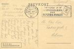 Postcard from Denmark Written on Rosh Hashana