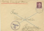 Envelope from Kamianets-Podilskyi, Ukraine