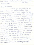 Letter from Mavis Batey