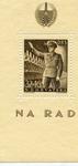 Croatian Souvenir Stamp - Ante Pavelik