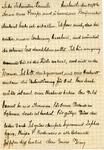 Letter From Prisoner 562 at Auschwitz Concentration Camp, a Prisoner on the First Transport