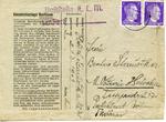 KL Mauthausen to Bohemia-Moravia Envelope
