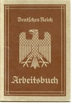 Arbeitsbuch Signed by Eugen Gildemeister