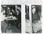 Exodus 1947 Refugees at Poppendorf Camp, Germany