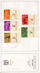 Youth Aliyah Commemoration Stamps