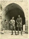 Soldiers Defending Jerusalem