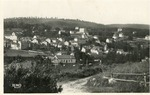 Postcard with Southwest View of Chambon-Sur-Lignon, France