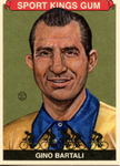 Collectable Card of Gino Bartali