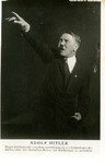 Heinrich Hoffman Photo Cards of A Hitler Series of  Rehearsed Poses