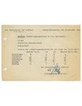 Buchenwald Physician's Note