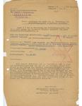 Life Insurance Document for Margot Loewenstein