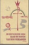 Funeral Card for Gerardus Johannes Aloysius Konig