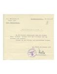 SA Confirmation Document
