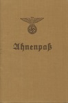 """Ahnenpass"" (Proof of Aryan Identity)"