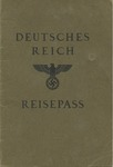 """Reisepass"" (Passport) for Gertrude Katzenstein"
