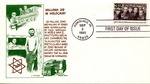 First Day Cover: Honolulu, Hawaii Commemoration of Liberation