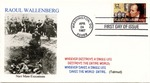 First Day Cover: Celebration of Raoul Wallenberg