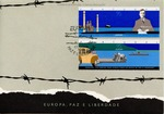 First Day Cover: Portuguese Commemorating Peace and Freedom in Europe