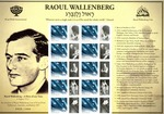 Australian Commemorative Stamps of Raoul Wallenberg