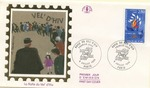 First Day Cover: French Commemoration of Vel' d'Hive Roundup of French Jews