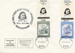 Austrian Commemoration of Anne Frank First Day Cover