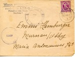 The American Joint Distribution Committee as Courier post-World War II Envelope
