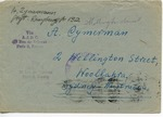 The American Joint Distribution Committee as Courier post-World War II Envelope to Australia