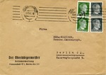 Litzmannstadt Ghetto Envelope