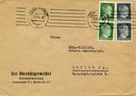 Litzmannstadt Ghetto Envelope
