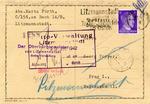 Litzmannstadt Ghetto Postcard