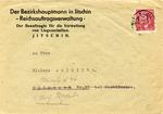Correspondence Between Otto Leidlic and Blarenka Seidlicove/Leidlic, Theresienstadt