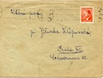 Censored Correspondence to Birkenau from Prag-Pankratz