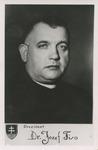 Josef Tiso Postcard