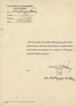 Testimony Signed by Karl Hermann Frank