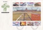 V-E Day Stamps