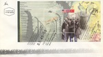 Israeli Buchenwald Commemorative Envelope