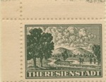 Theresienstadt Ghetto Stamp
