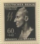 Reinhard Heydrich Stamp