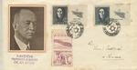 Lidice Remembrance Envelope