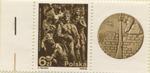 Warsaw Ghetto Uprising Commemorative Stamp