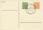 Liberation of Dachau Commemorative Postcards