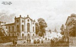 Kassel Synagogue Postcard