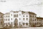 Karlsruhe Synagogue Postcard