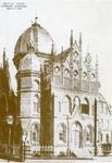 Lüneburg Synagogue Postcard